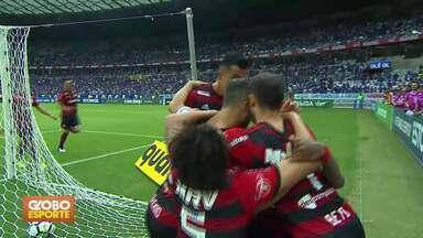 Brasileirão: veja mais gols da penúltima rodada - Flamengo vence o Cruzeiro no Mineirão e fica com o vice-campeonato.