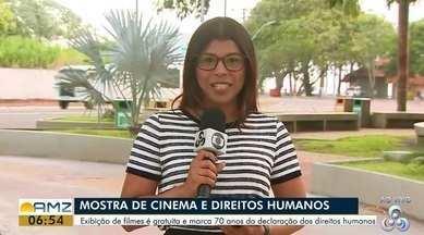 Mostra celebra 70 anos dos Direitos Humanos com exibição de 40 filmes em Macapá - Programação gratuita inicia na segunda-feira (26) e segue até 5 de dezembro.