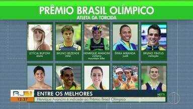Henrique Avancini é indicado ao Prêmio Brasil Olímpico - Assista a seguir.