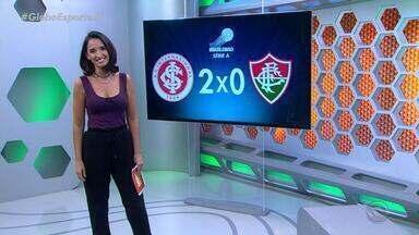 Globo Esporte RS - Bloco 1 - 26/11/2018 - Assista ao vídeo.