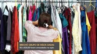 Veja exemplos de solidariedade em Rio Grande - Ações do Mesa Brasil e ONG de Mãos Dadas arrecadam alimentos e doação em dinheiro para a comunidade.
