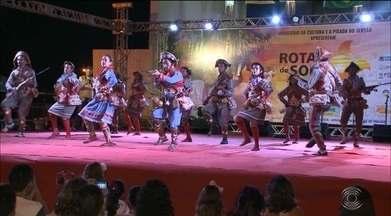 Rota do Sol é realizada até 2 de dezembro no alto sertão da Paraíba - Uma das cidades que recebe o evento é Joca Claudino.