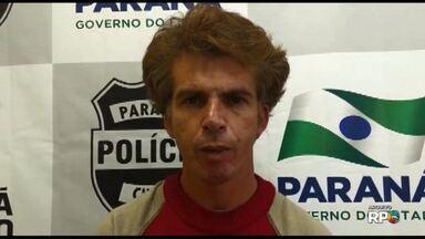 Justiça marca júri popular de Anderson Barbosa, acusado de matar Juliana Nunes com taco - O crime foi em 2017 em Ponta Grossa. O julgamento vai ser dia 31 de janeiro de 2019.