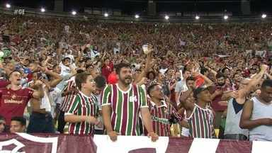 Fluminense encara semana com semifinal de Sul-Americana e briga contra rebaixamento - Fluminense encara semana com semifinal de Sul-Americana e briga contra rebaixamento