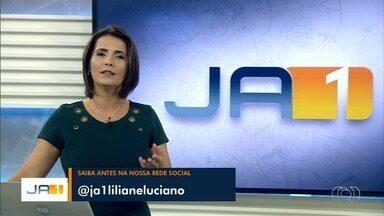 Siga a Lilian Lynch e o Luciano Cabral nas redes sociais e fique por dentro do JA1 - Instagram dos apresentadores é o @ja1lilianeluciano