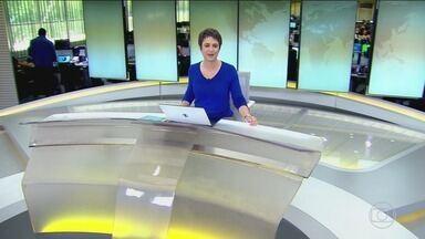 Jornal Hoje - Edição de terça-feira, 27/11/2018 - Os destaques do dia no Brasil e no mundo, com apresentação de Sandra Annenberg e Dony De Nuccio