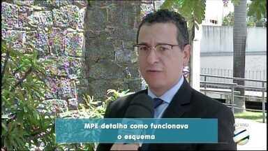 Gaeco prende a maioria dos vereadores e prefeito de Ladário - Todos os suspeitos estão na capital.