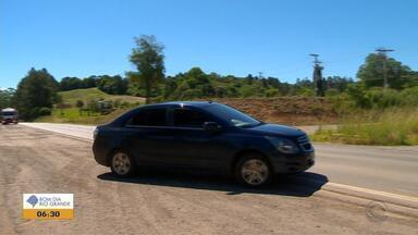 Moradores de Santo Antônio do Palma entram com ação por asfalto na RS-458 - A obra é esperada há 20 anos.