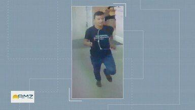 Tentativa de assalto assusta clientes de shopping, em Manaus - Segundo a polícia, criminosos estavam nervosos e fugiram sem conseguir levar nada.