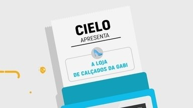 Máquina de cartão inteligente ajuda empresários a economizar dinheiro - A Cielo Lio substitui quatro equipamentos: impressora de nota fiscal, computador de frente de caixa, calculadora e leitor de código de barras.