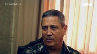 General Braga Netto e o fim da intervenção no Rio