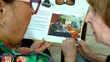 Livros resgatam memórias de idosos que vivem em lar no interior do RS - Assista ao vídeo.