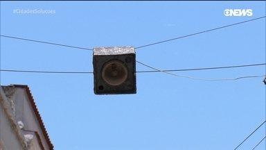 Poluição sonora, um problema urbano