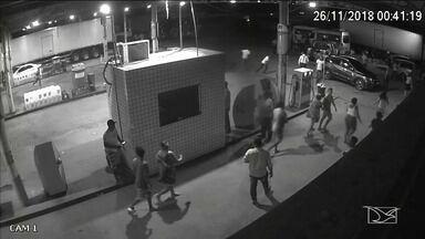 Assalto a banco em Bacabal faz uma semana - Polícia já recuperou parte do dinheiro que os bandidos deixaram pelo caminho, mas estima que cerca de 100 milhões de reais ainda estejam nas mãos da quadrilha.