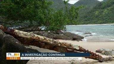 Cenipa recebe foto de peça que pode ser de helicóptero de Ulysses Guimarães - Objetivo é identificar se o material é a fuselagem de um helicóptero e confirmar a suspeita de que os destroços são da aeronave que caiu em 1992.