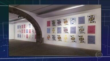 Ladrões roubam obras que eram transportadas do Paço Imperial para Belo Horizonte - Ladrões roubaram 52 obras do artista português Isaque Pinheiro que eram transportadas do Paço Imperial, no Rio, para uma galeria de Belo Horizonte. Ninguém foi preso.