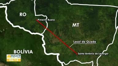 Piloto e copiloto resgatados de floresta no Mato Grosso continuam internados - Familiares falaram com equipe de reportagem da TV Centro América