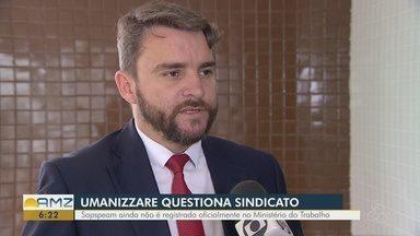 Sindicatos e Umanizzare comentam situação de agentes de socialização do AM - undefined