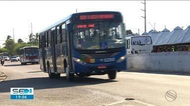 Lei municipal vai permitir que ônibus parem fora dos pontos - Lei municipal vai permitir que ônibus parem fora dos pontos.
