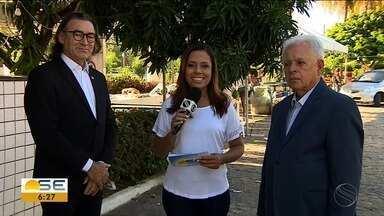 Aracaju eventos literários no fim de semana - A repórter Denise Gomes tem mais informações.