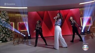 Wanessa Camargo canta 'LOKO!' - Música coloca a galera pra dançar