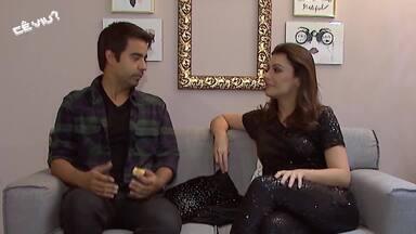 Cecília faz 'pão de queijo delivery' com o ator Patrick de Oliveira - Patrick fala da carreira e dos personagens interpretados em novelas.