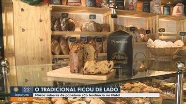 Panetones com recheios e sabores especiais viram tendência no Natal - Panetones com recheios e sabores especiais viram tendência no Natal