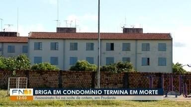Homem é morto a facadas em Presidente Prudente - Crime ocorreu no Jardim Humberto Salvador.