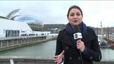 Fifa sorteia os grupos da Copa do Mundo de Futebol feminino - Fifa sorteia os grupos da Copa do Mundo de Futebol feminino