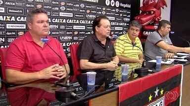 Adson Batista é aclamado presidente do Atlético-GO - Dirigente que é diretor de futebol do clube desde 2005 agora ocupa cargo máximo.