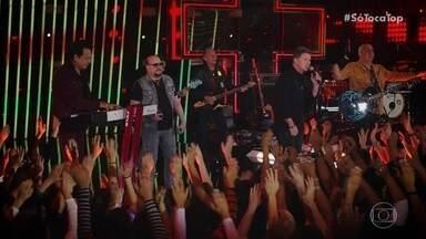Roupa Nova canta 'Seja bem-vindo' - Banda está entre os artistas pop mais ouvidos nas rádios do país