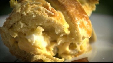 Chef JPB: uma receita deliciosa de um empadão de frango - A dica trazida por Hildebrando Neto se encaixa direitinho na ceia de Natal. É fácil, rápida e saborosa.