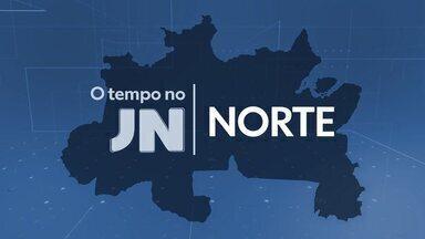 Veja a previsão do tempo para este domingo (9) no Norte - Veja a previsão do tempo para este domingo (9) no Norte