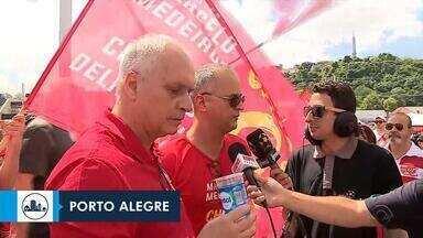 Marcelo Medeiros é reeleito presidente do Inter com mais de 93% dos votos - Assista ao vídeo.