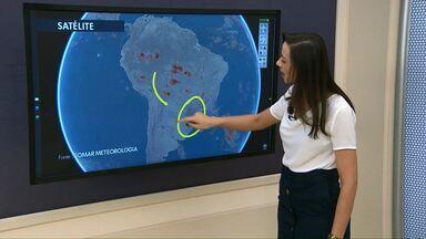 Domingo vai ser de tempo firme no oeste do Paraná - A máxima prevista para Cascavel é de 27 graus.