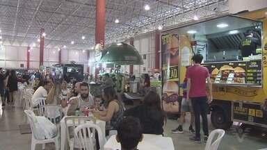 Festival de Food Truck acontece em Santos, SP, neste fim de semana - Evento ocorre no Mendes Convention Center.