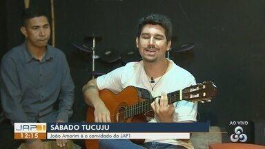 Conheça a música 'latina-amazônica' do cantor amapaense João Amorim - O cantor falou um pouco sobre o novo show 'Passa, Tchonga'.