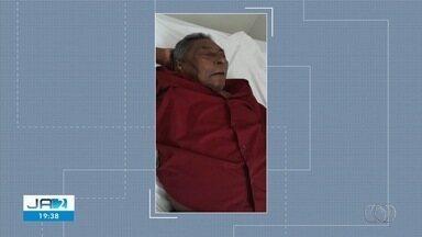 Família denuncia que idoso já teve cirurgia no coração cancelada três vezes - Eles temem que o homem não sobreviva até a data do novo procedimento.
