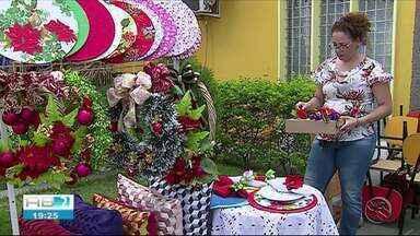 Feira que reúne empreendedores é realizada em caruaru - Evento reúne moda, gastronomia e arte