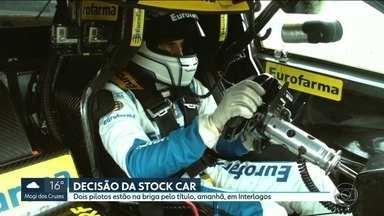 Corrida em Interlagos decidirá campeão da Stock Car - Daniel Serra e Filipe Fraga disputam o título neste domingo