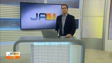 Veja os destaques do JA 1ª Edição desta quinta-feira (13) - Denúncias contra João de Deus, Joelma recebendo título de cidadã goiana e esclarecimento sobre morte de vereadora estão entre os principais assuntos.