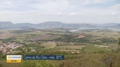 Confira a previsão do tempo para Carmo do Rio Claro, MG - Confira a previsão do tempo para Carmo do Rio Claro, MG