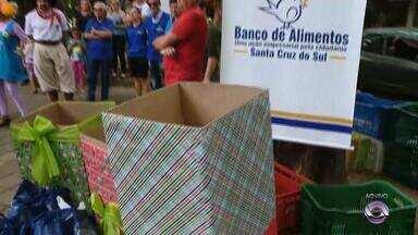 Ação recebe doações para campanha Natal do Bem nesta sexta (14) em Santa Cruz do Sul - Assista ao vídeo.