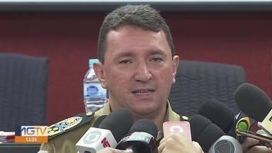 Polícia Militar apresenta diagnóstico da segurança pública em MG - Número de prisões por tráfico de drogas cresceu quase 15%