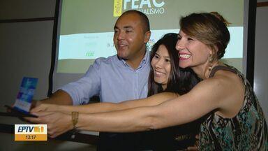"""EPTV ganha prêmio da Fundação FEAC de Jornalismo por série de reportagens - EPTV venceu na categoria televisão com a série """"Olhar de Criança"""""""