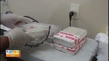 Polícia descobre laboratório de cocaína em Olinda - Uma estamparia de roupas servia de fachada para o crime.