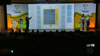 Botafogo-PB e Campinense conhecem seus adversários na Copa do Brasil 2019 - Botafogo-PB e Campinense conhecem seus adversários na Copa do Brasil 2019