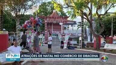 Dracena recebe o Papai Noel nesta sexta-feira - Evento será marcado por desfile.
