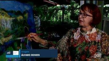 Artista plástica piauiense Dora Parentes comemora 50 anos de carreira - Artista plástica piauiense Dora Parentes comemora 50 anos de carreira