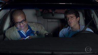 Uber da Balinha - Serviço de excelência.